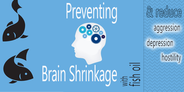 Keep Brain Shrinkage at Bay with Fish Oils